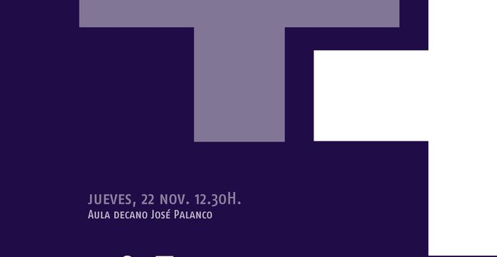 """[Lecture] María José Guerra Palmero: """"From invisibility to recognition: the thought of women and the history of Philosophy"""", November 22"""