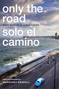 Only the road, portada