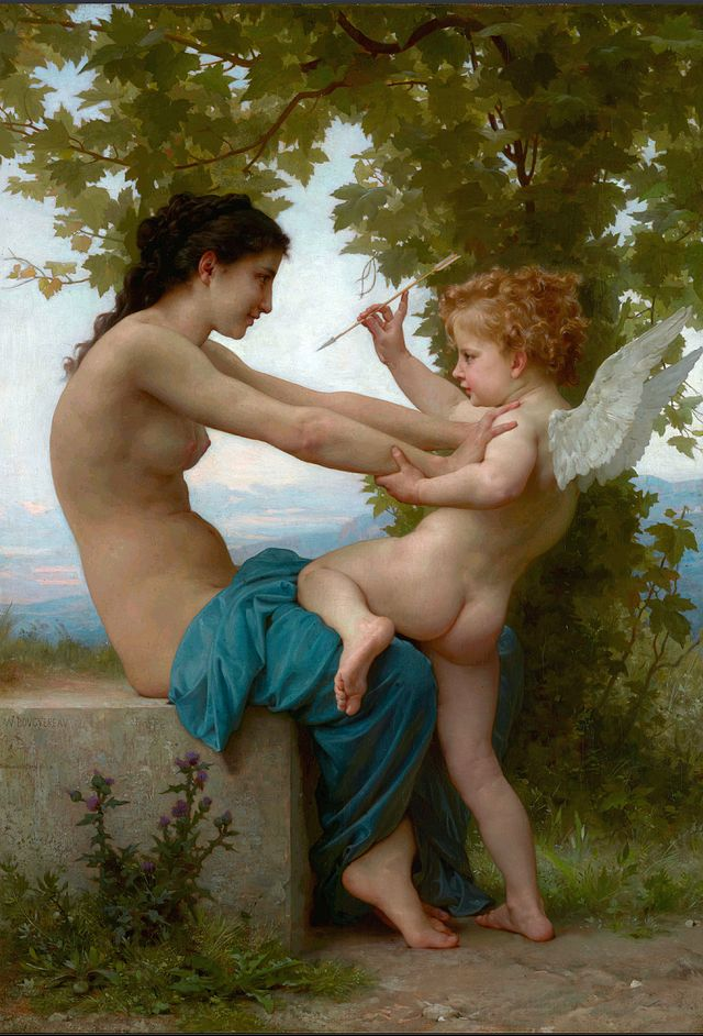 640px-William-Adolphe_Bouguereau_(1825-1905)_-_A_Young_Girl_Defending_Herself_Against_Eros_(1880)