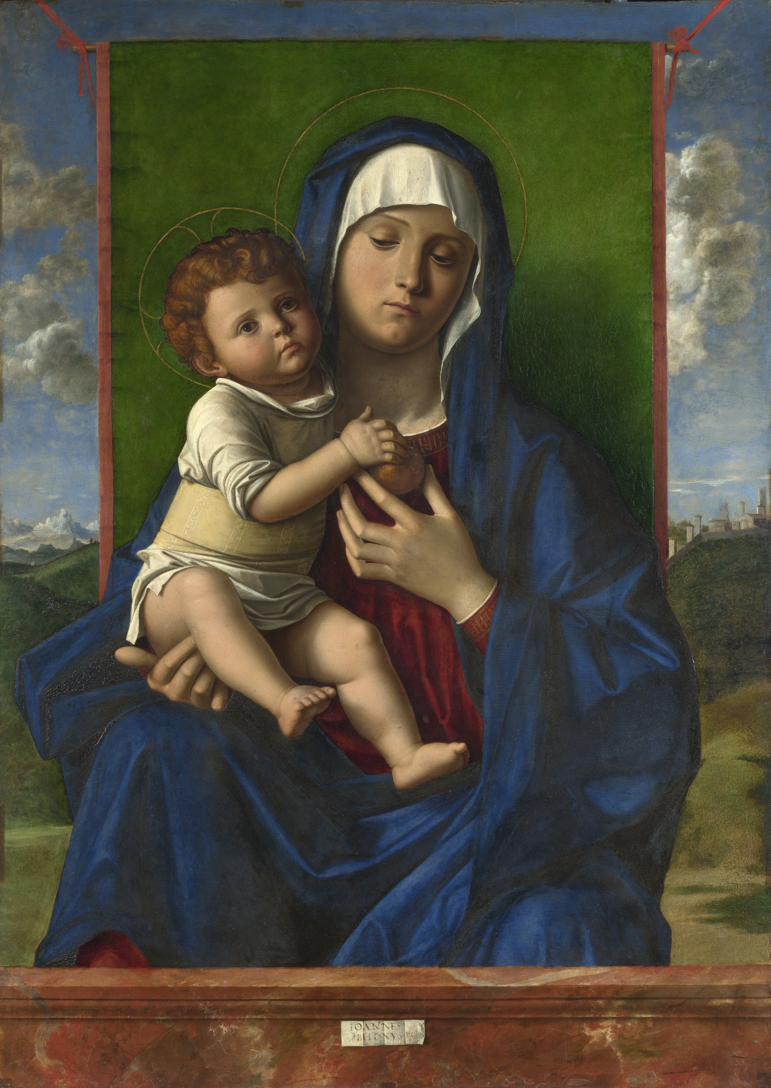 HAYDN, J.M. - Giovanni Bellini - The Virgin and Child