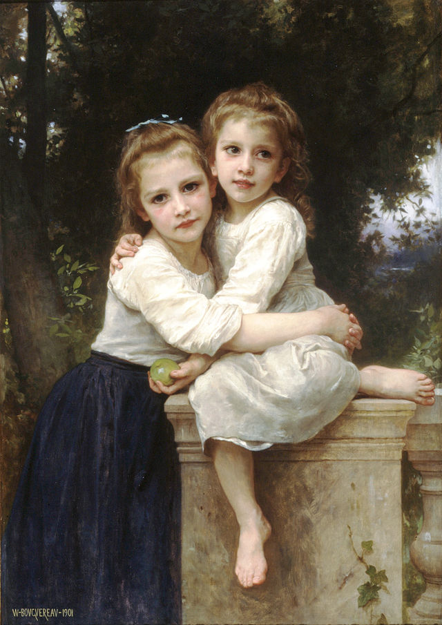 William-Adolphe_Bouguereau_(1825-1905)_-_Two_Sisters_(1901)