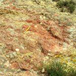 Yesos con arcilla roja, Unidad K4 (Keuper, Fuensanta de Martos)