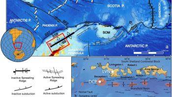 Enlace permanente a:El Estrecho de Bransfield