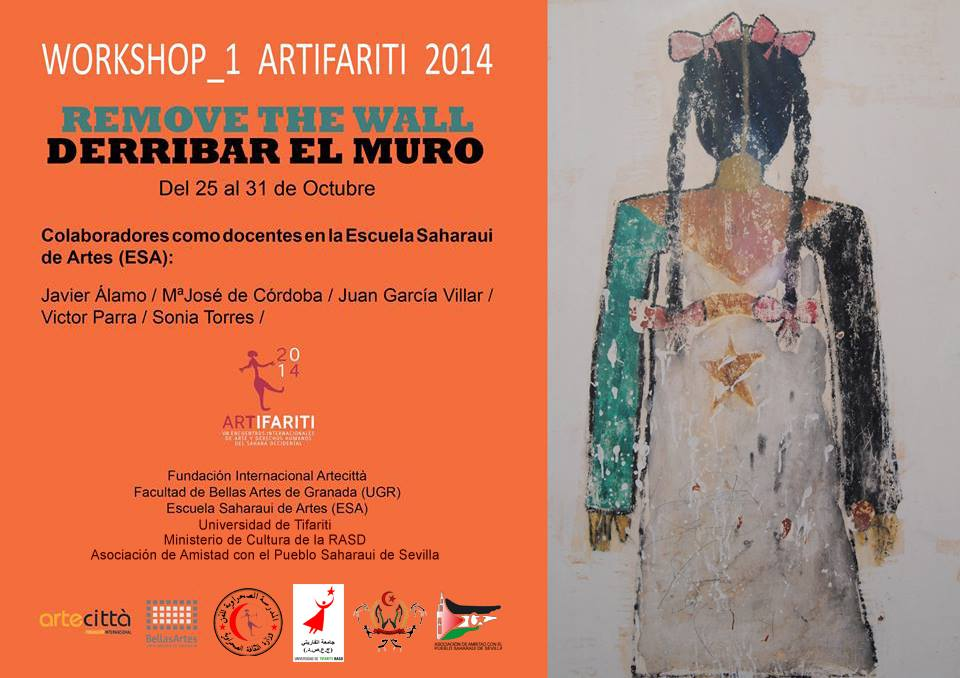 WORKSHOP 1 ARTifariti 2014
