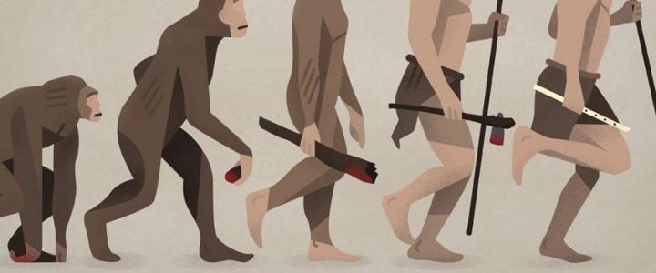 Próxima charla en CienciaJazz sobre las raíces evolutivas de la violencia en humanos
