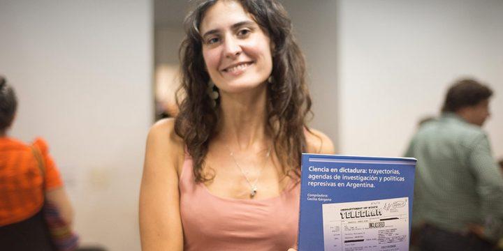 [TeC] Cecilia Gargano: «Ciencia, tecnología y ruralidades en Argentina», 22 de mayo