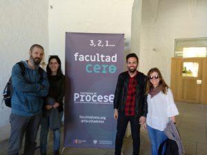 Encuentro Facultad Cero: «Debates y propuestas en torno a la universidad», 14 de Mayo 2018