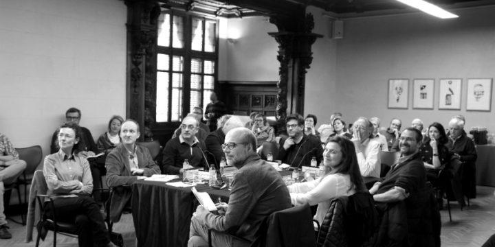 Javier Rodríguez Alcázar: «Ética y política de la edición genética», 6-7 de marzo