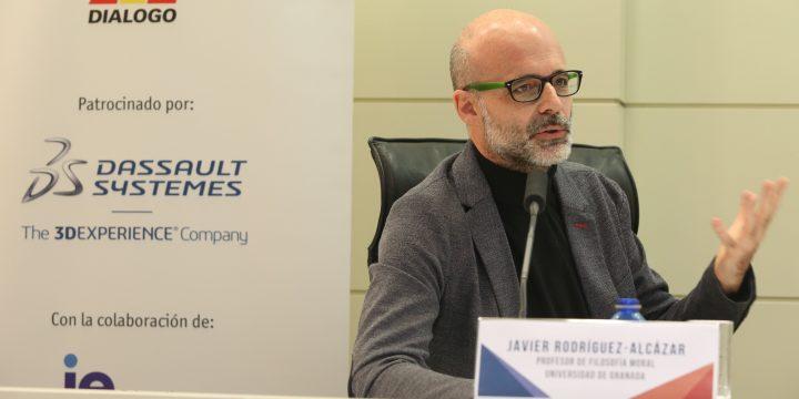 "Javier Rodríguez Alcázar: ""Ethics and Progress in the digital era"", October 23"