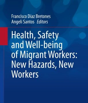 Pedro Francés Gómez: «Responsible Management of Psychosocial Risks in Migrant Workers: The Case of Southern Europe»