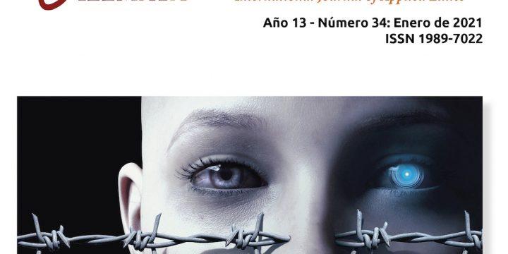 "Publicación del monográfico ""Tecnologías socialmente disruptivas"" en DILEMATA"