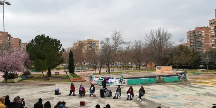 "Mesa Redonda Feminista – 8M 2021 – ""Maternidad e infancia en pandemia"""