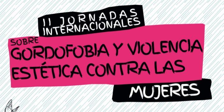 II Jornadas internacionales sobre gordofobia y violencia estética contra las mujeres: Intervención de José Luis Moreno Pestaña