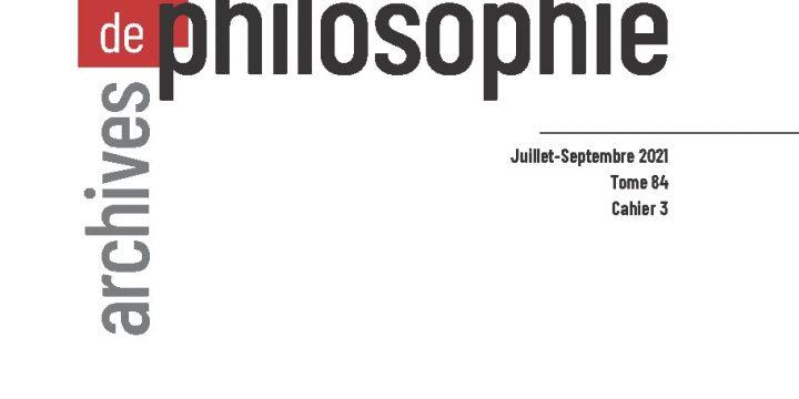 «Foucault, Castoriadis et la démocratie athénienne»