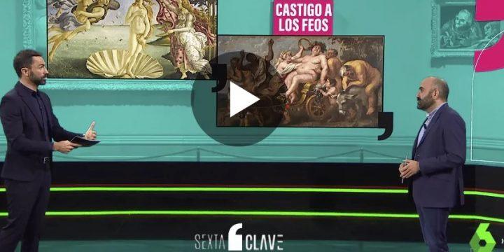 """""""La Sexta Clave"""" destaca el trabajo de José Luis Moreno Pestaña en materia de """"aspectismo"""""""
