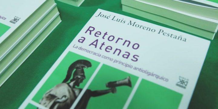 José Luis Moreno Pestaña: «La falta de imaginación democrática es nuestro problema fundamental»