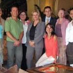 Defensa de la tesis de Juan Miguel Ortega, 2006.