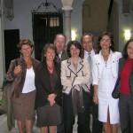 Defensa de la tesis de Mabel Abril, 2006.