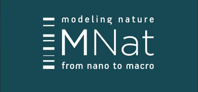 Starting a new multidisciplinar adventure – MNat