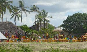 Experiencias de Cooperación. Jibondo (Tanzania)