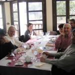 Ángeles Mora, Juan Carlos Rodríguez, Mermall, Silvia Segarra, Pepe Tito. Rafael Juárez,  Milena Rodríguez y José Carlos Rosales, Granada, 2006