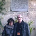 Milena Rodríguez y Antonio José Ponte, La Alhambra, Granada, 2012